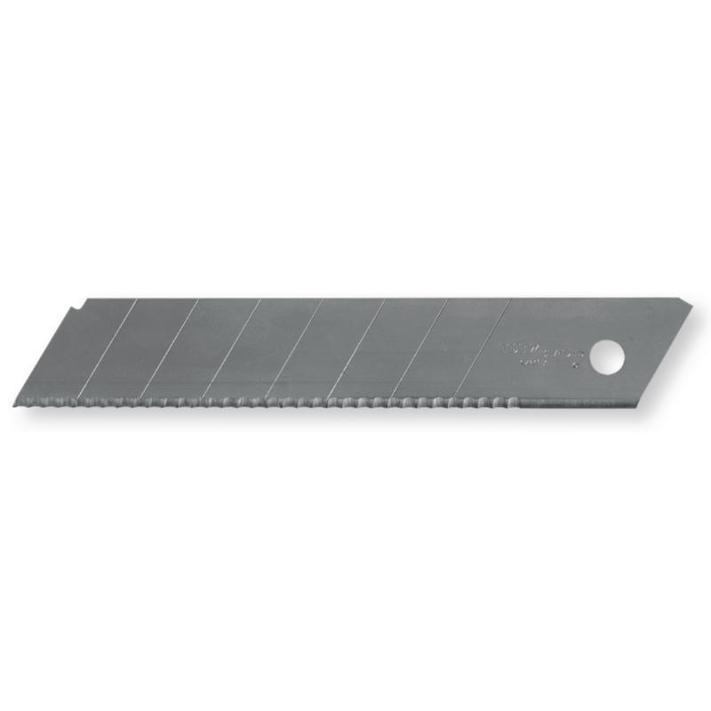 Відламувальне лезо для ножа зазубрене 100/18 мм