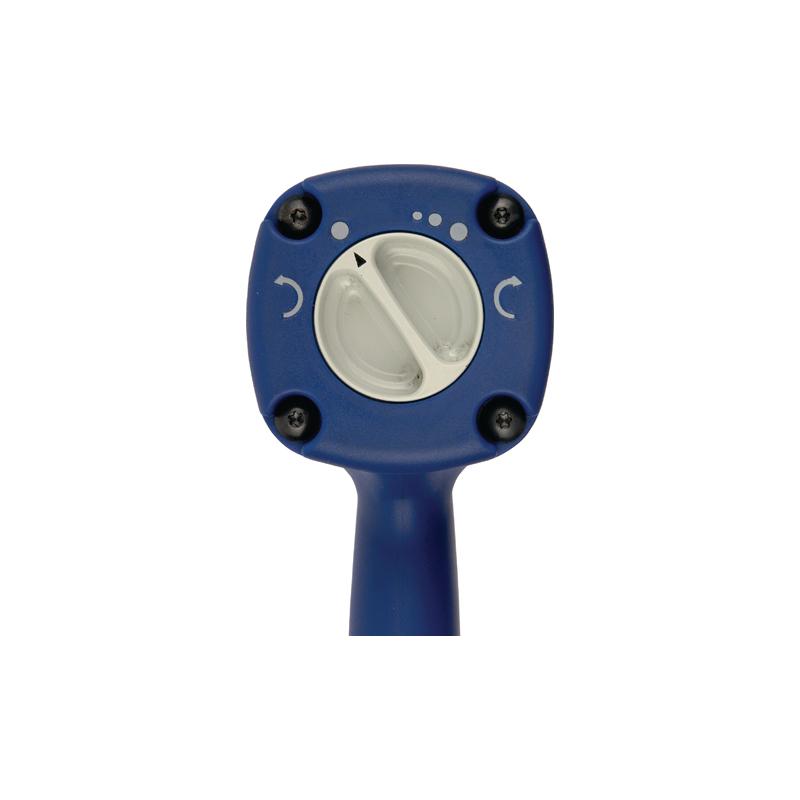 Ударний Пневматичний Гайковерт 3/8'' BPT-IW Compact