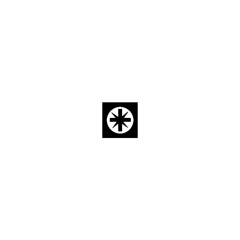 Біти торсіонні 1/4'' з хрестовим шліцем PZD