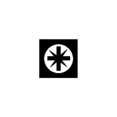 Біти Torsator 1/4'' з хрестовим шліцем PZD