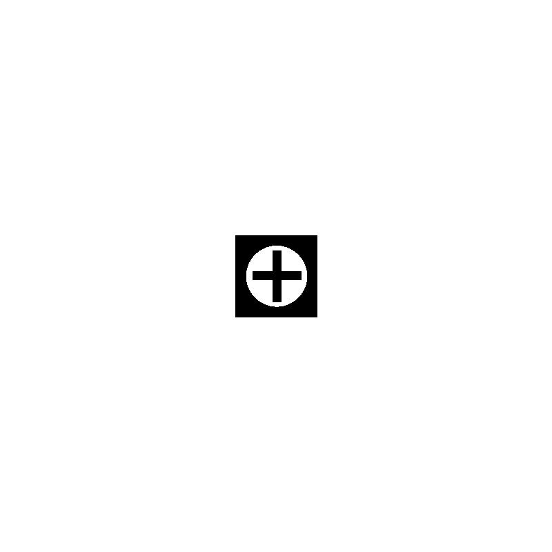 Біти 1/4'' з хрестовим шліцем РН торсіонні