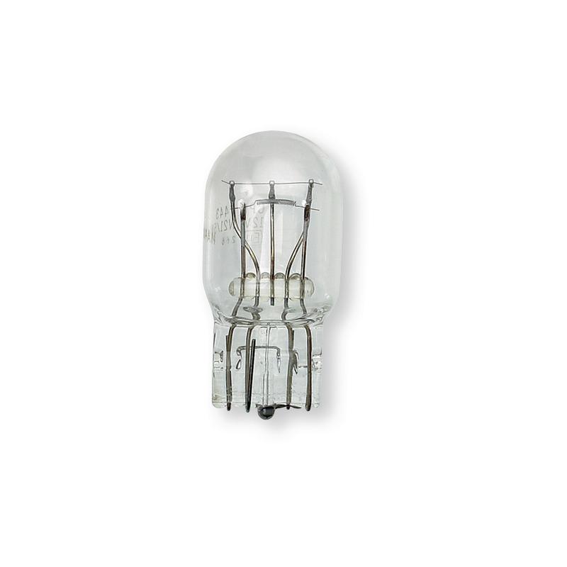 Лампи зі скляним цоколем W3 x 16d
