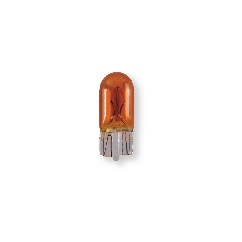 Лампи зі скляним цоколем W2,1 x 9,5d