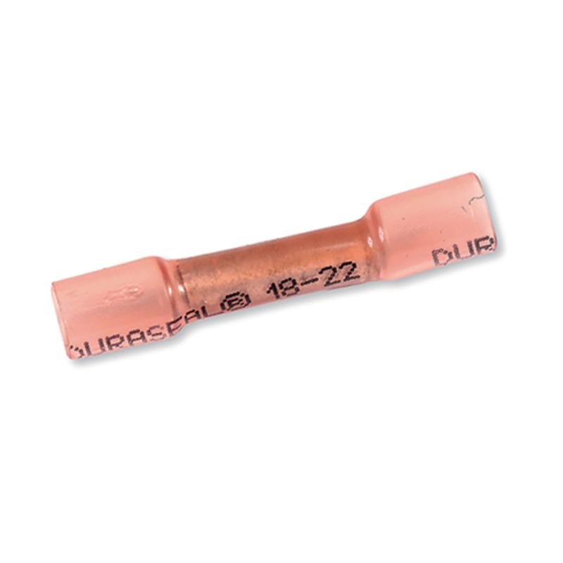Конектор термоусадочный красный 0.5 - 1.5 mm²