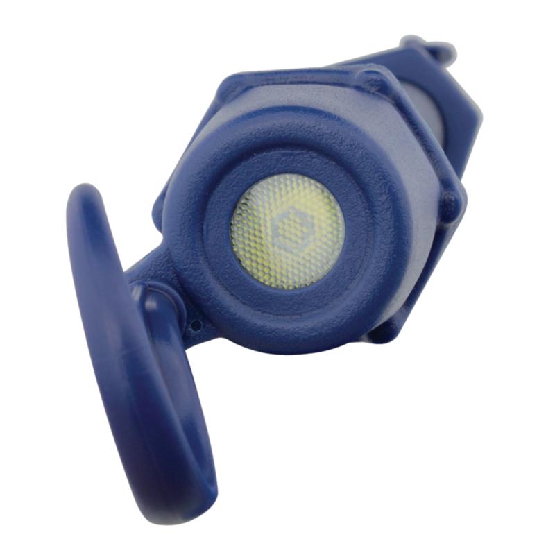 Лампа LED акумуляторна, 8 Вт