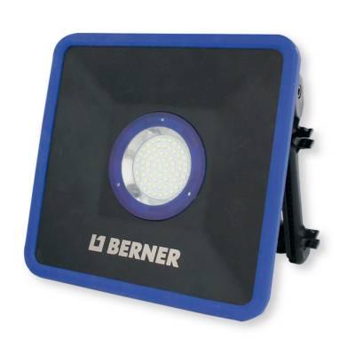 Акумуляторний світлодіодний прожектор 30 W 2500 люмен