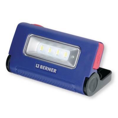 Акумуляторний налобний ліхтар (2 в 1)