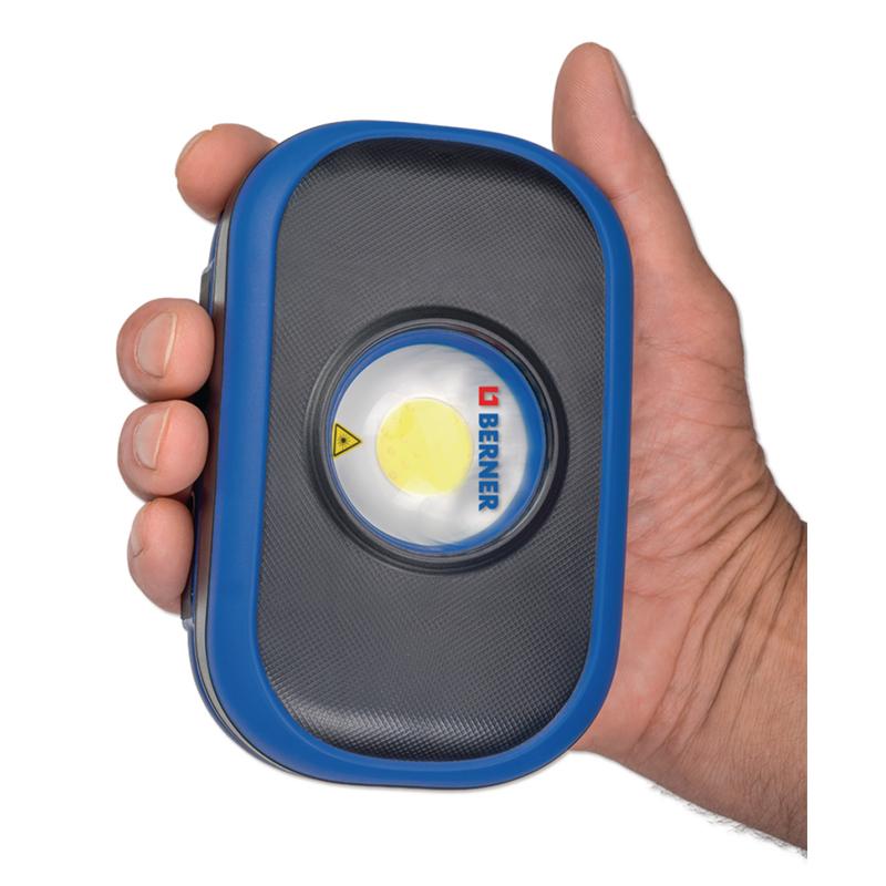 Акумуляторна LED-лампа Berner | Pocket Flooder 10W