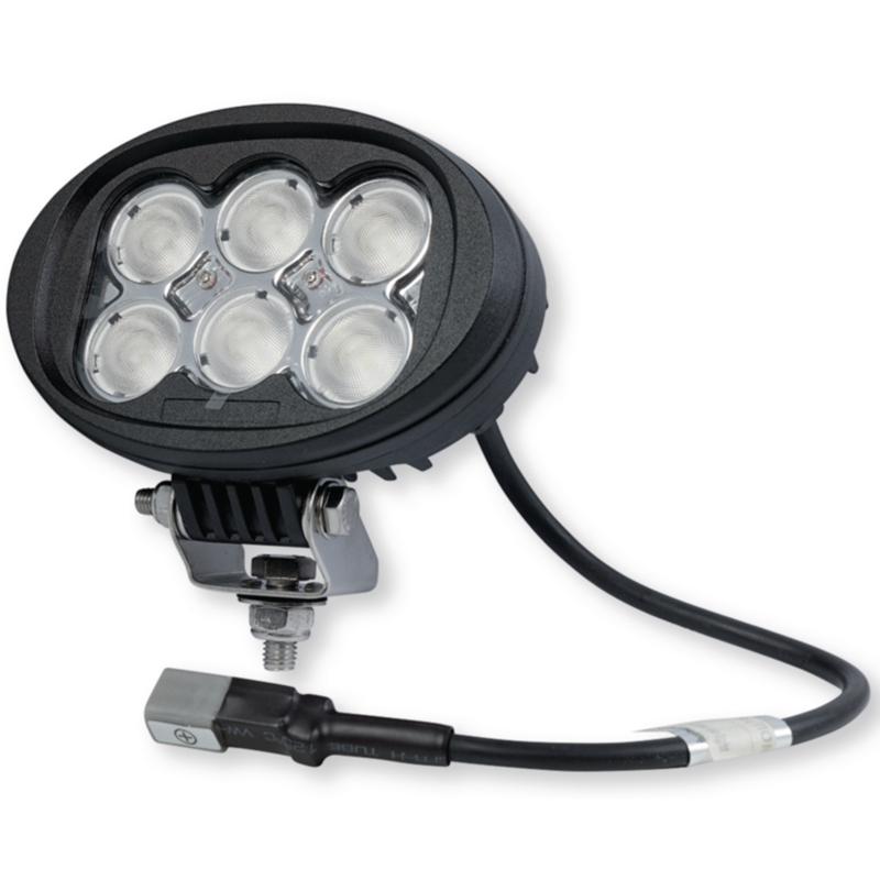 Светодиодный прожектор овальный 42W 12-24 В 5400 люмен PREMIUMline