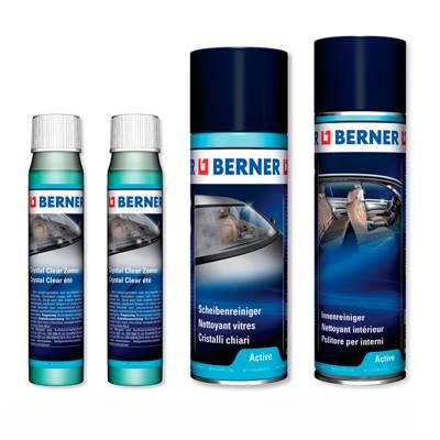 Літній комплект 4 в 1 Berner