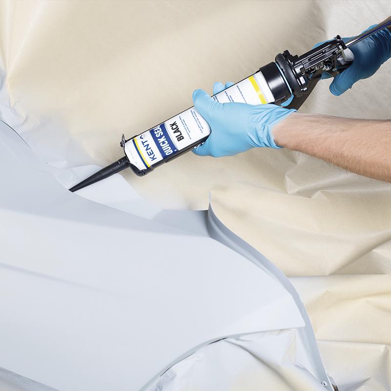 Шовний клей-герметик для кузова Kent, 290 мл