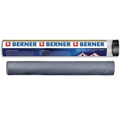 Клей Холодна зварка - Металевий пластилін Berner, 115 г