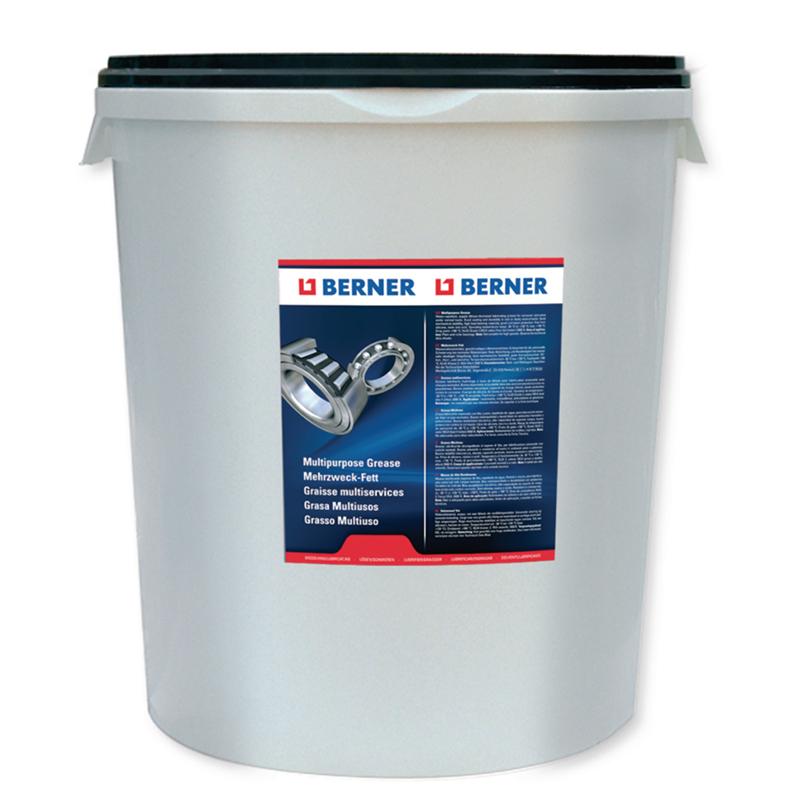 Пластичне літієве мастило Berner