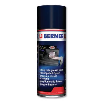 Мастило для полюсів і клем акумулятора Berner, 100 мл