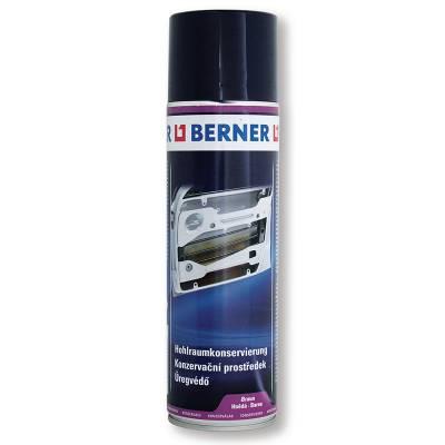 Засіб для захисту прихованих порожнин кузова Berner (прозорий), 500 мл