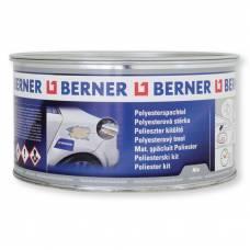 Шпаклівка алюмінієва Berner