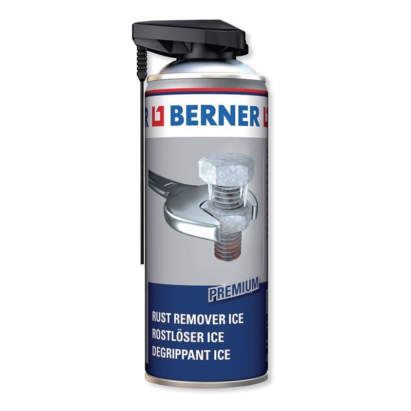 Розкислювач іржі з заморожуючим ефектом Berner, 400 мл