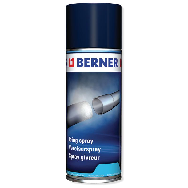 Спрей-охолоджувач для ремонтних робіт Berner, 400 мл
