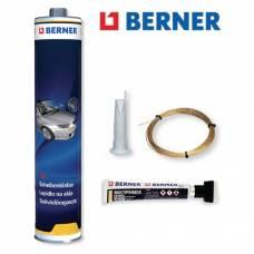 Комплект для заміни скла автомобіля Berner