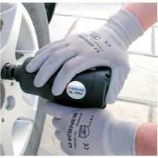 Тонкі безшовні робочі рукавиці Berner EN 420, EN 388