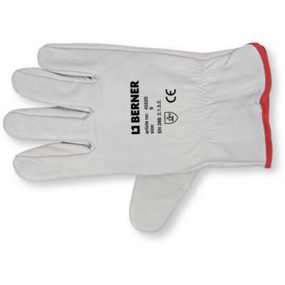 Захисні шкіряні рукавиці